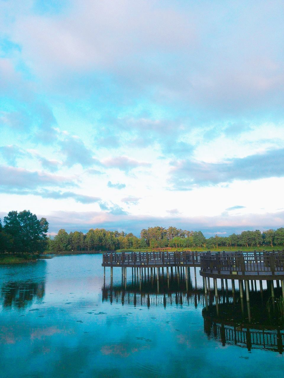 water, sky, lake, nature, outdoors, beauty in nature, cloud - sky, tranquility, scenics, tranquil scene, no people, day, tree, built structure