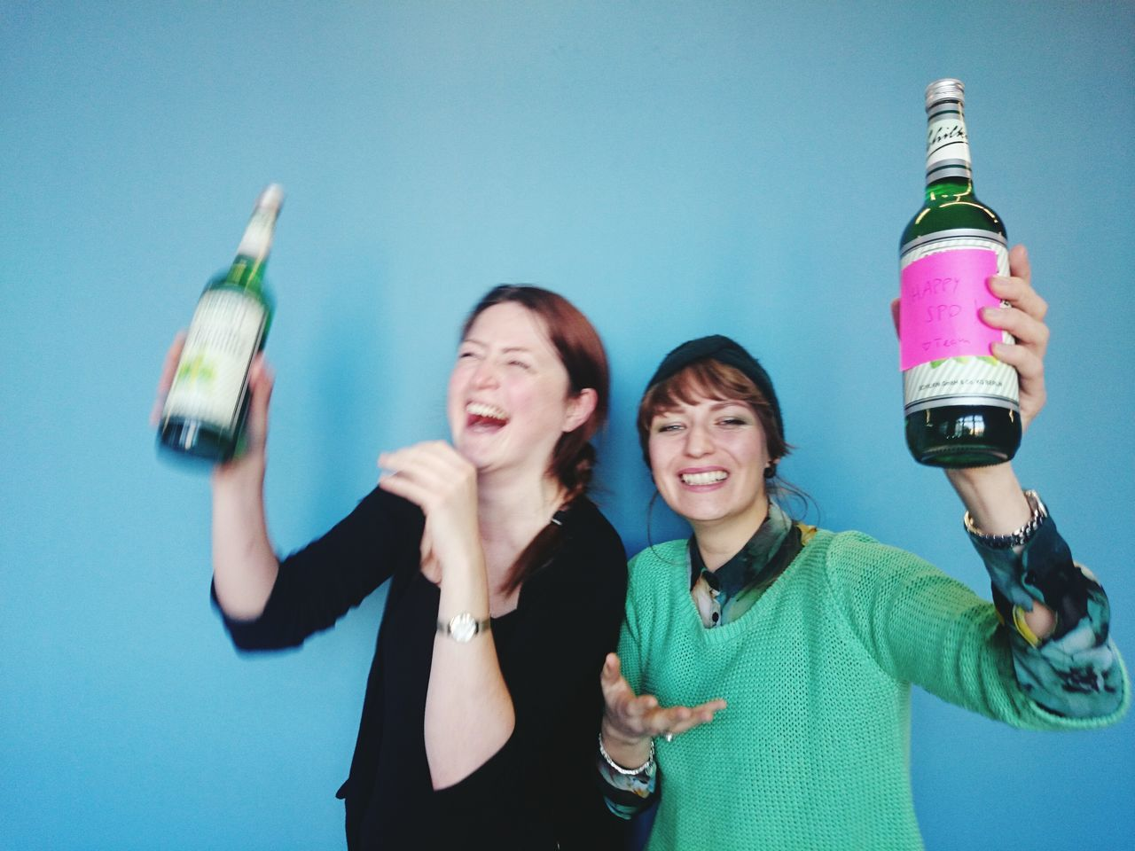 Beautiful stock photos of st patricks day, togetherness, clear sky, leisure activity, young women
