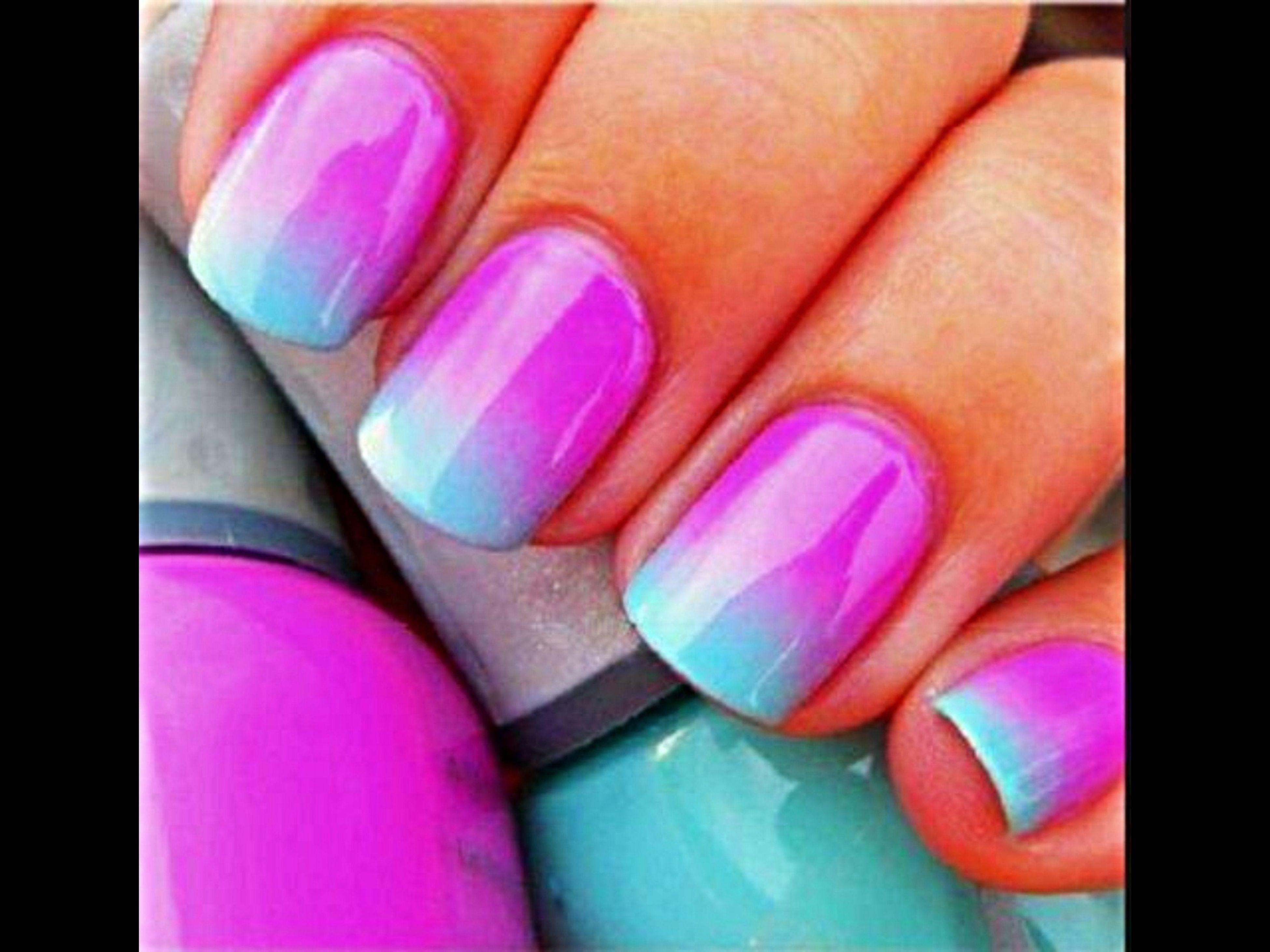 Trendy Nails ILove Her :-) First Eyeem Photo