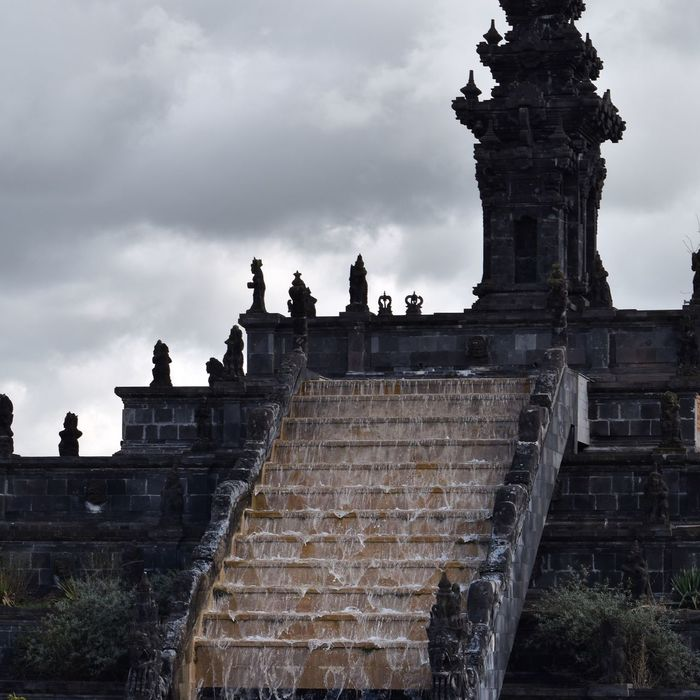 Building Temple Waterstairs Elements Purity Outdoor Photography Building Structures Exotic Pattern Water Holy Stone Nature Photography