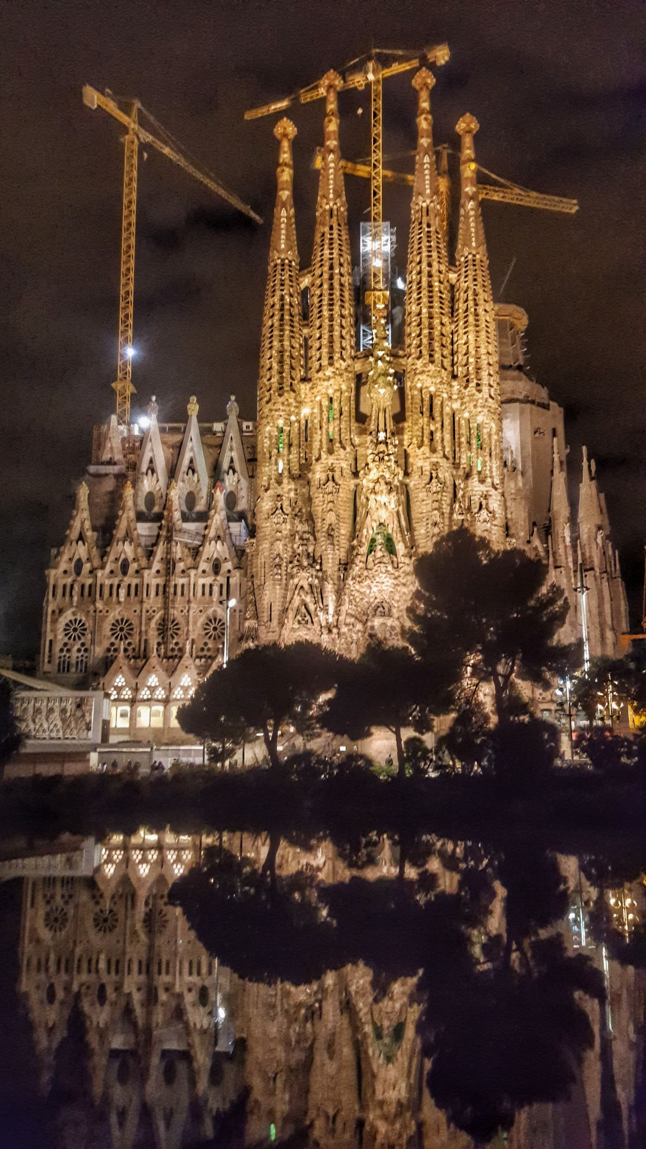 "Sin "" artilugios "" no cabe ... Architecture Illuminated Night City Christmas Decoration Basilica Templo Religious Place Religion Architecture Midnight Nightphotography Night Lights Capture The Moment From My Point Of View Reflejos Reflections Beautifully Organized"