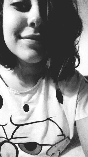 Girl Spongebob Smile ✌ Shorthair