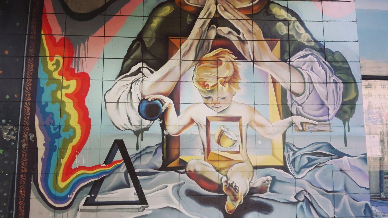 Архангельск Streetart Streetart/graffiti Russia Hello World Iloverussia