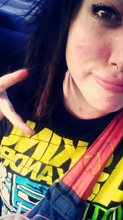Hanging Out That's Me Music Flow AskingAlexandria Street Fashion Gahh Peace ✌