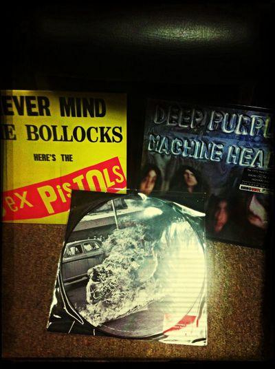 Sex Pistols Deep Purple Rage Against The Machine Vinilos Vinyl