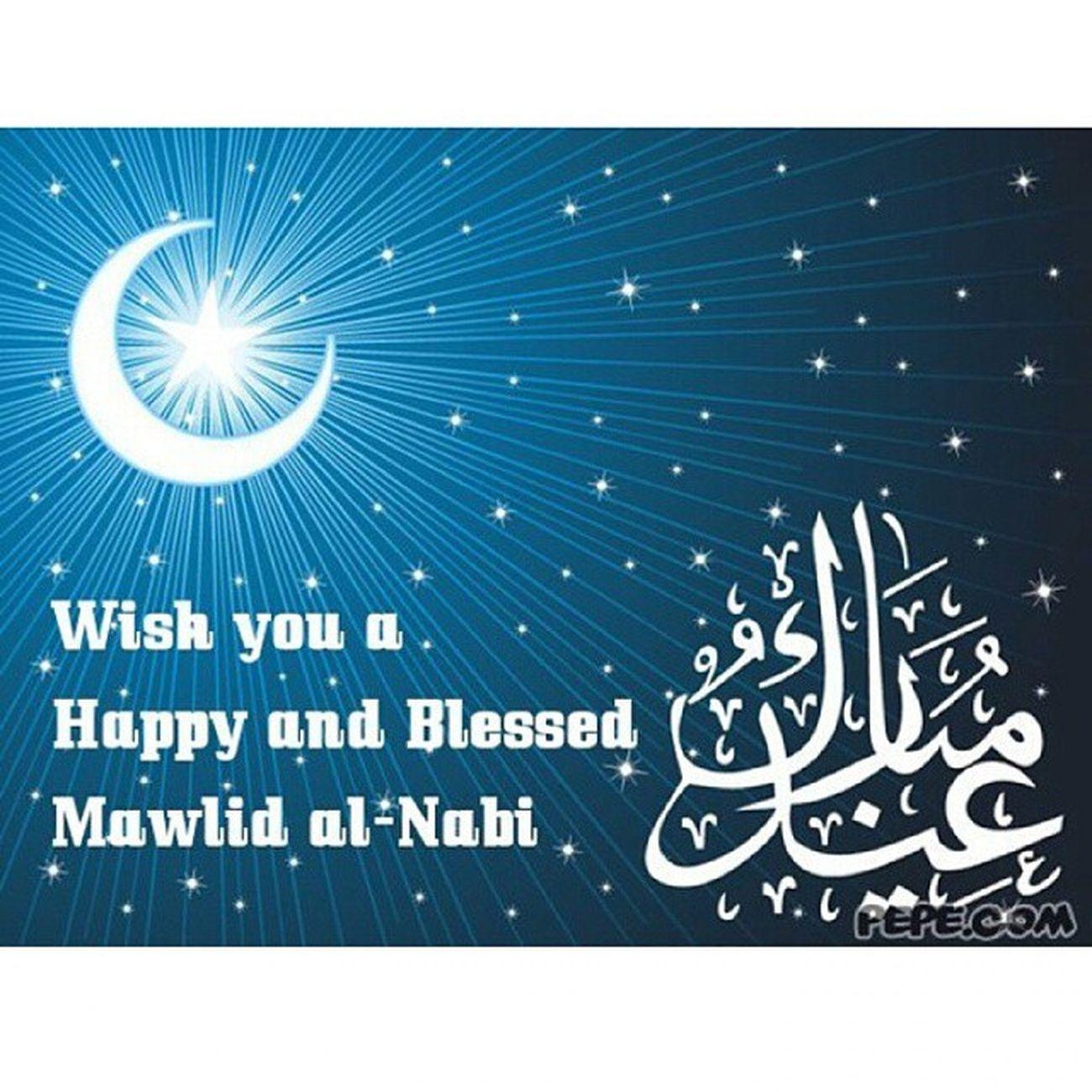 Hope Mawlid Al -Nabi Alshareef brings Peace , to you all