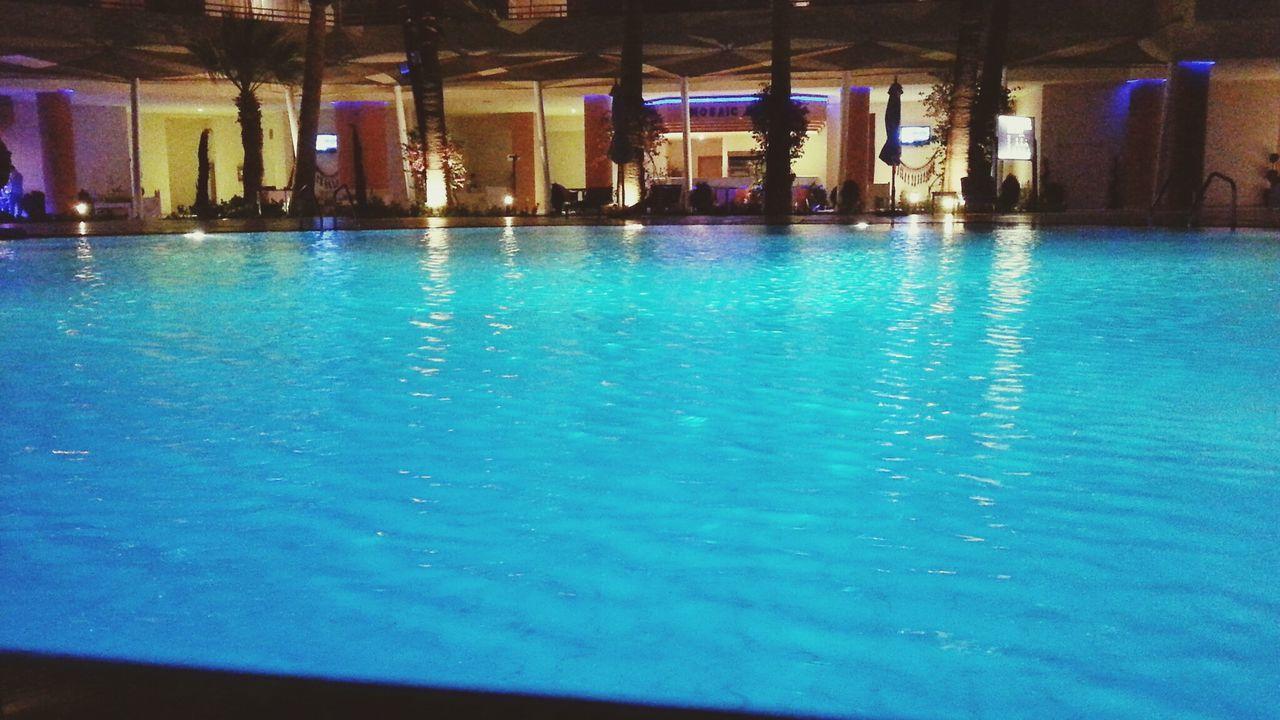 pool view. Pool