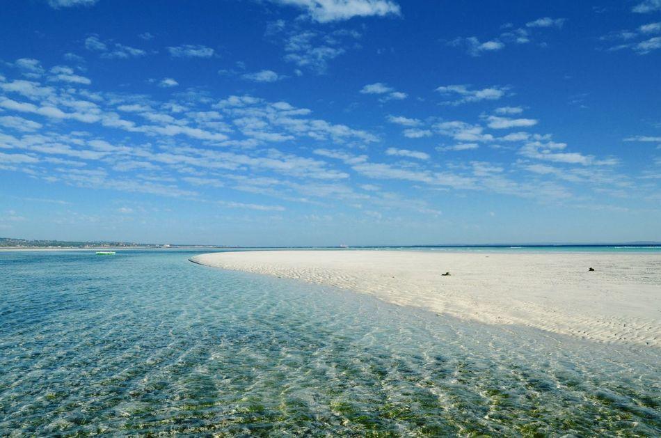 First Eyeem Photo Ocean View Ocean Beach Indian Ocean Pemba, Mozambique, June, 27, 2016