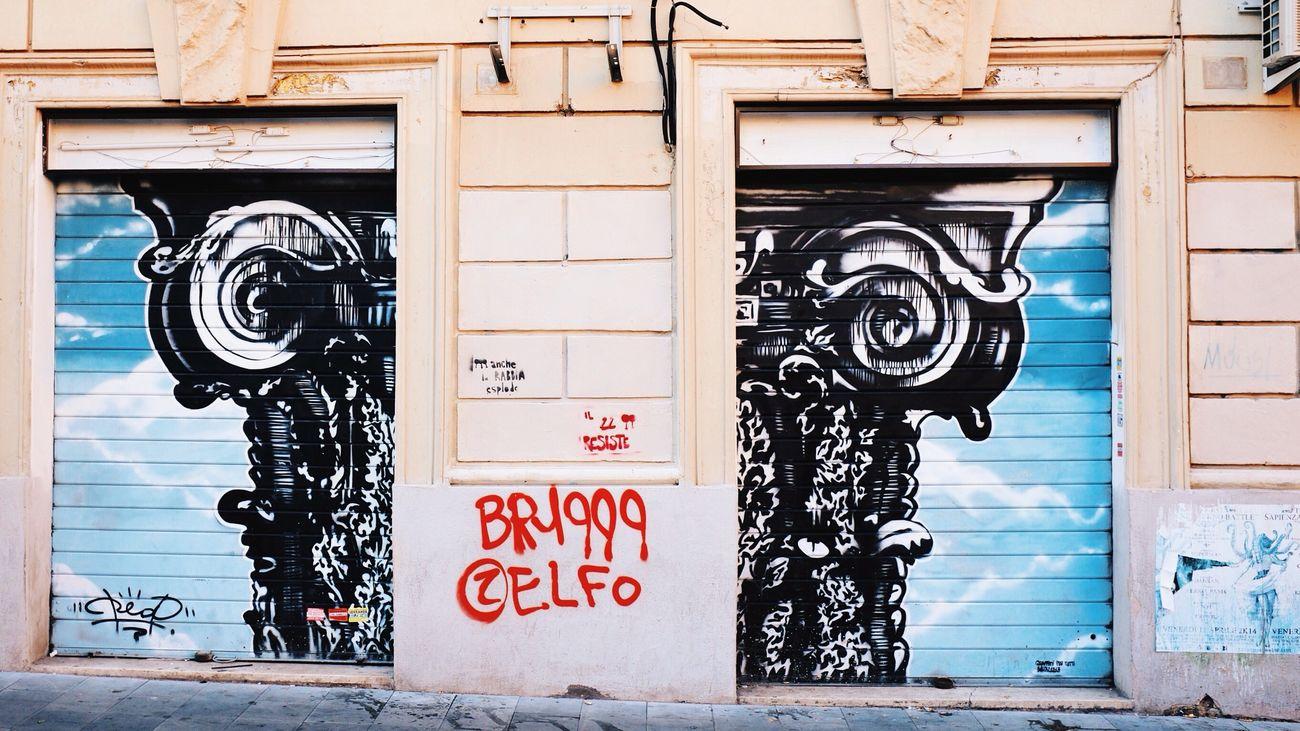 Columns - VSCO Vscocam Streetphotography Streetart