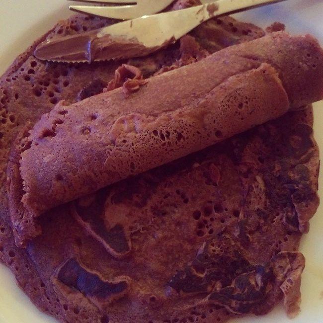Chocolatepancakes Pancakeday Nutella Thebest