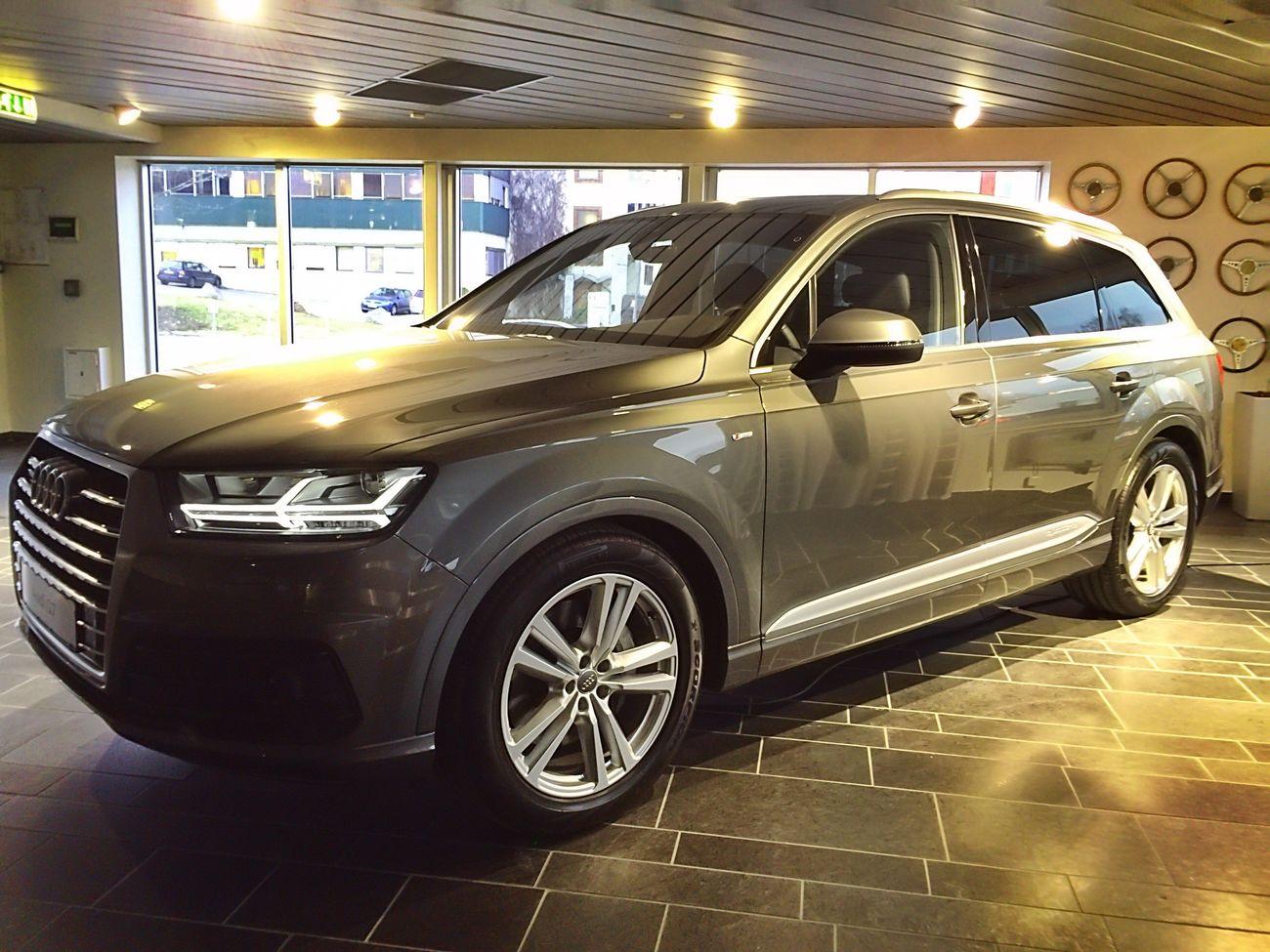 Audi Q7 Møller Gruppen Oslo Iphone6 Audi