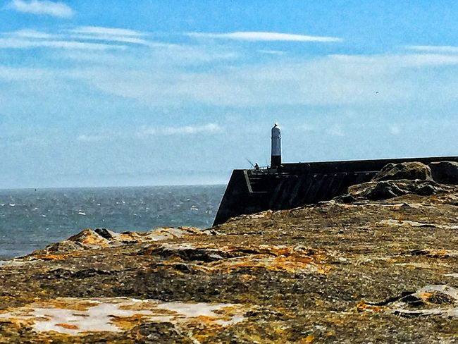 Lighthouse Fresh Air Enjoying The Sun Eye4photography  IPhoneography