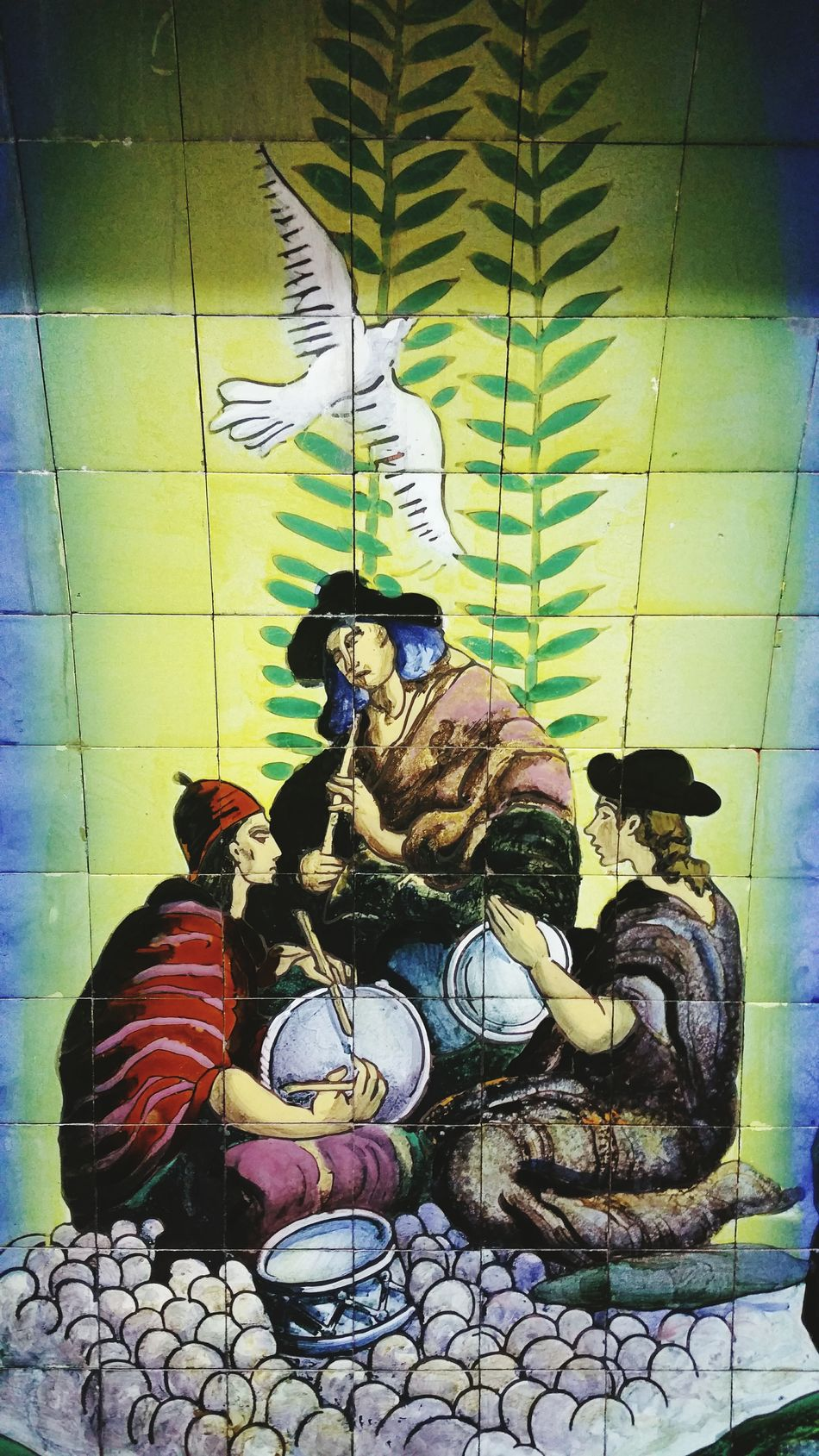 Subte Subway Art Buenos Aires, Recoleta