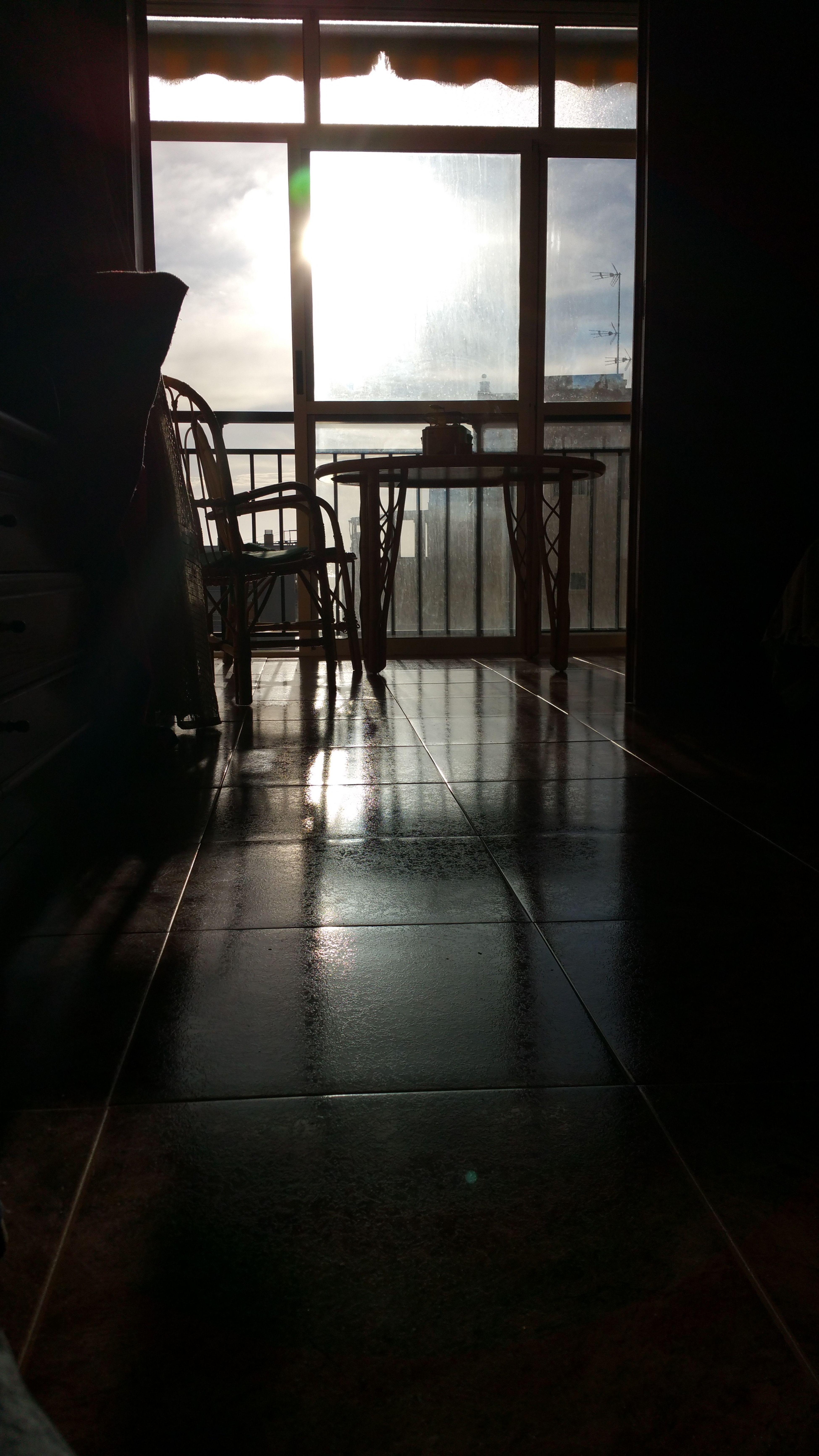 Taking Photos Hello World Hi! Check This Out : Shadows From Living Room'till Terrace/n Nice View Shadows And Backlighting !