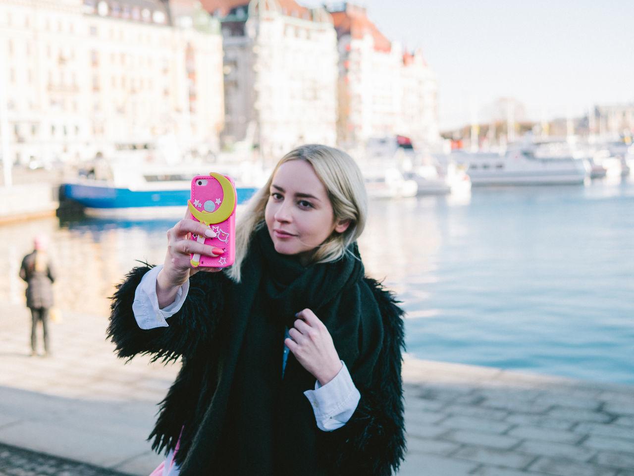 selfie timeee Selfie Stockholm Woman