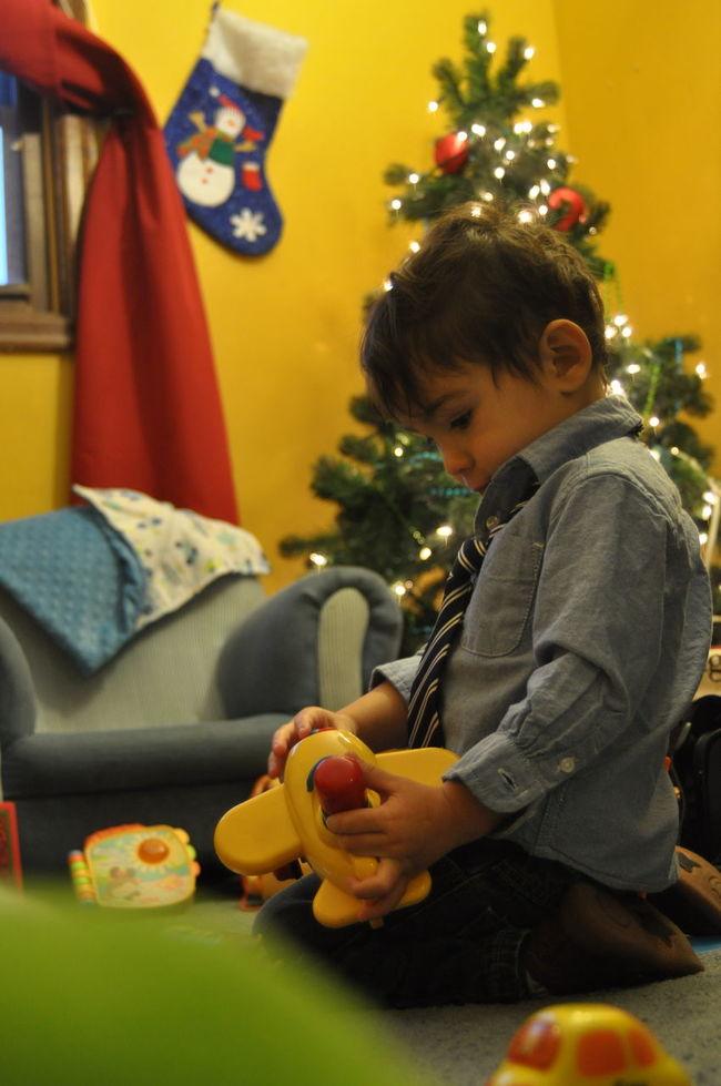 Boys Childhood Christmas Portrait Christmas Spirit Christmas Tree Christmastime Cute Holding Indoors  Innocence Love My Son Person Portrait Photography