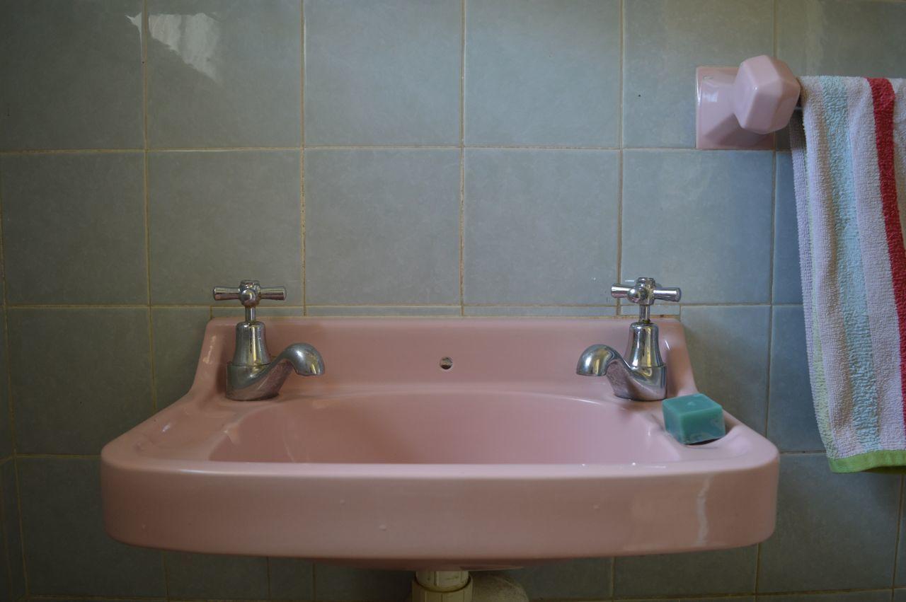 Beautiful stock photos of badezimmer, Bathroom Sink, Domestic Bathroom, Faucet, Hygiene