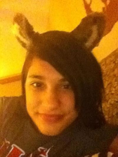 Addicted to my wolf ears and there fluffy