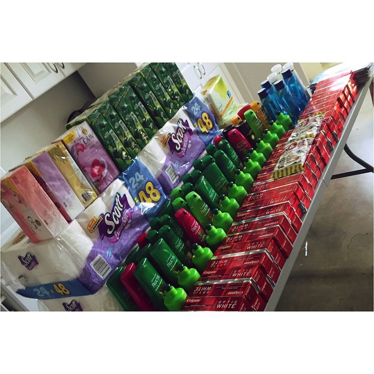 large group of objects, abundance, high angle view, in a row, indoors, no people, choice, variation, multi colored, shelf, close-up, day
