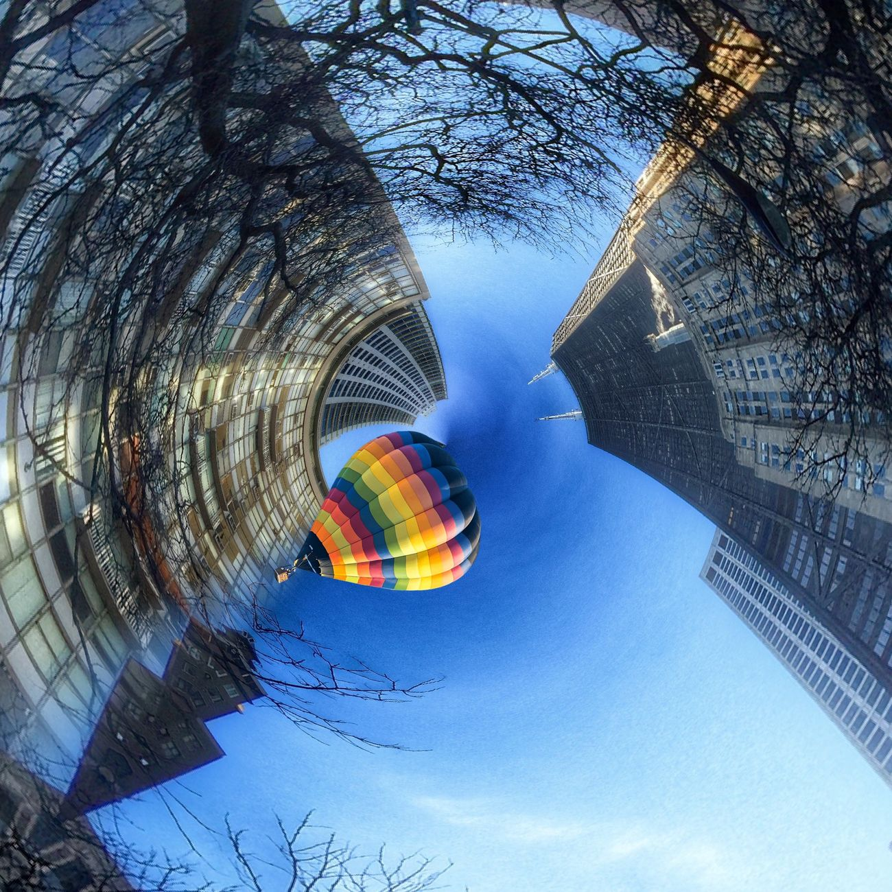 😳From my point of view🙄 From My Point Of View Tinyshutter Tinyplanet Tinyplanets Circular Chicago Architecture ChiTown Skyscrapers Iphoneonly Iphonephotography