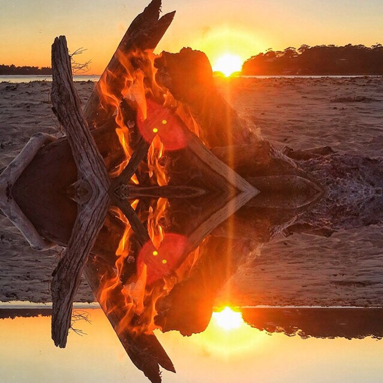 Campfire Campfire Art Australia Sunrise_sunsets_aroundworld