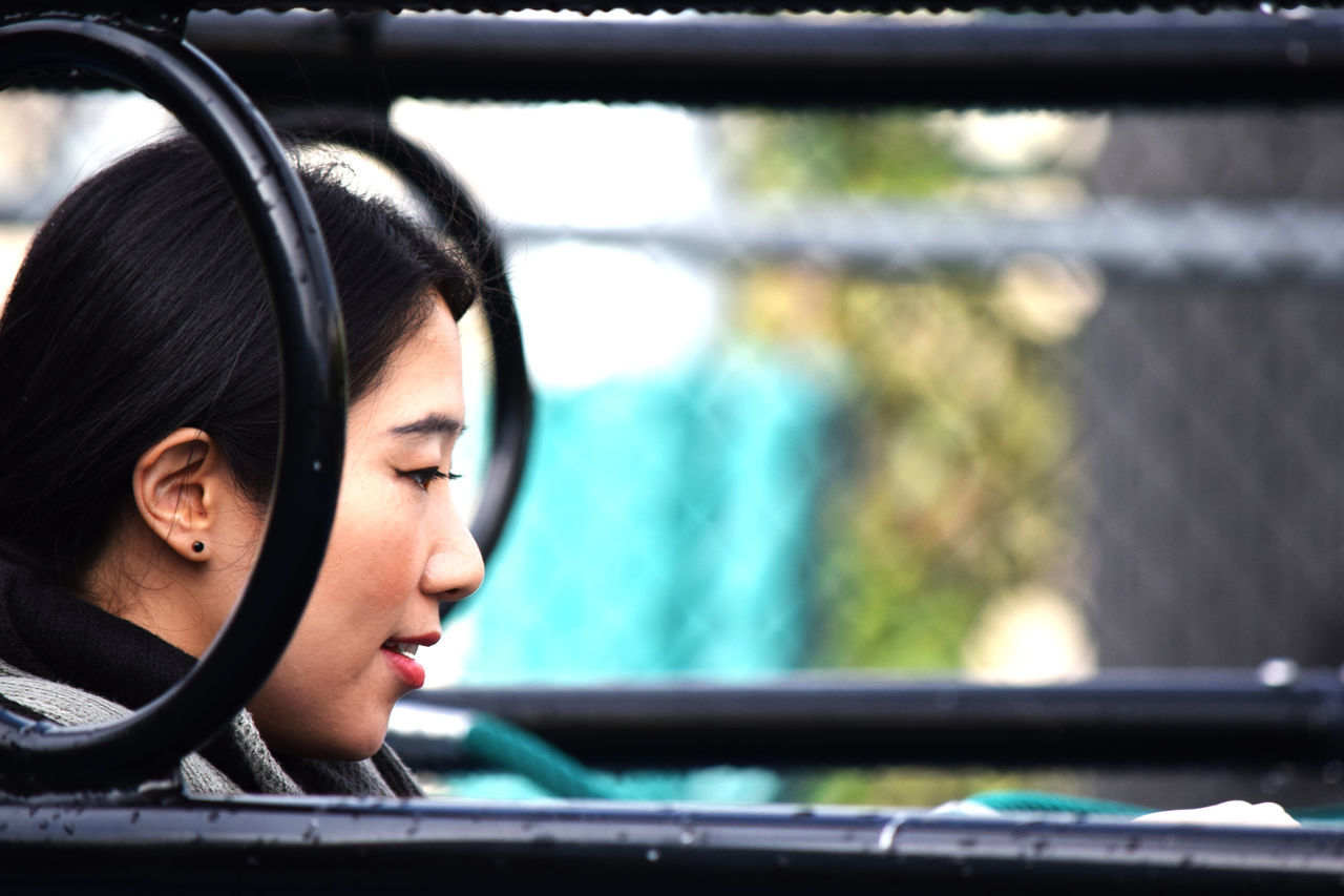Asian  Close-up Fashion Female HEAD Human,' Portrait Portrait,flowers,posters,venue Woman,fe