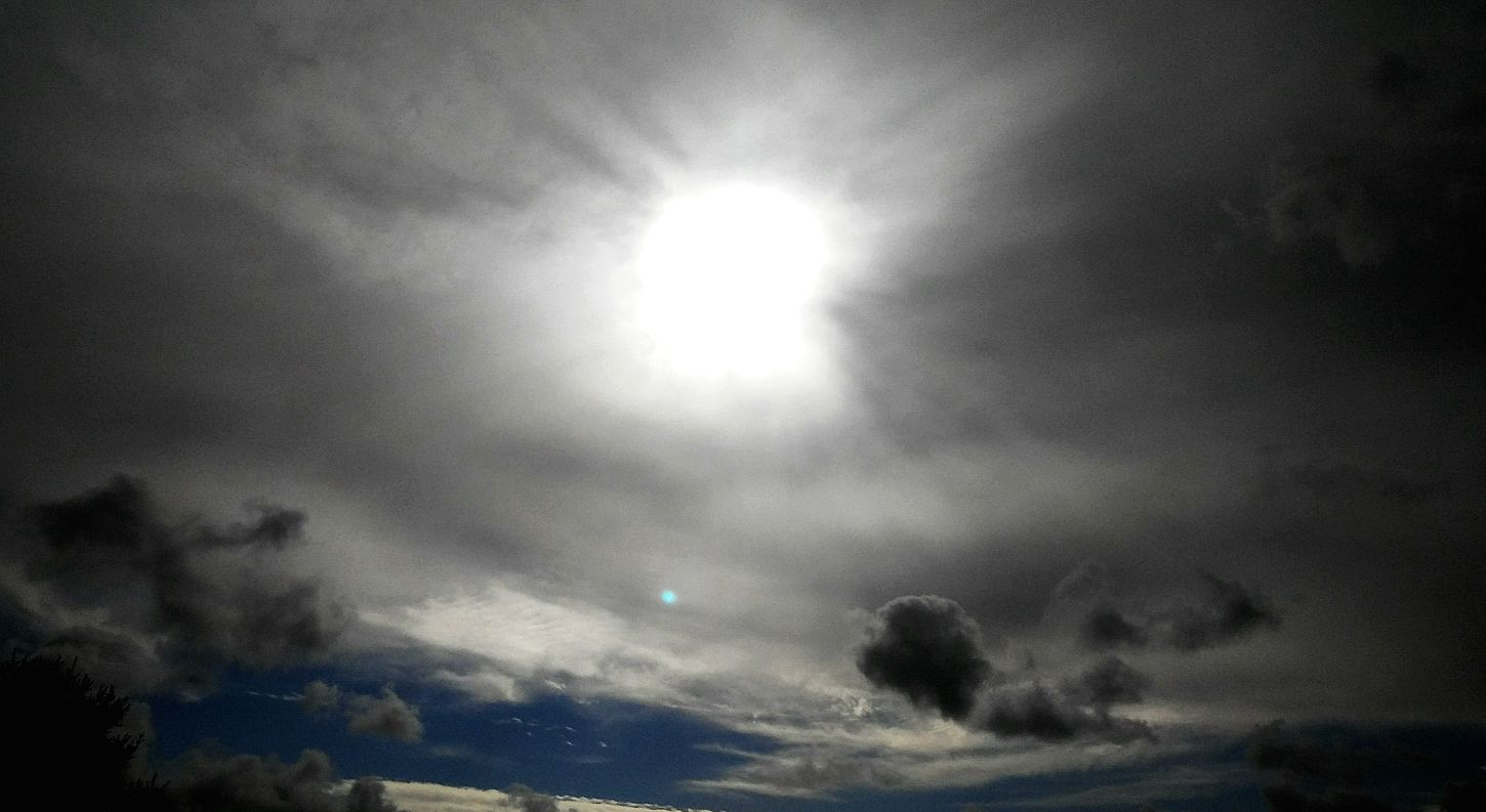 Sky Nature Cloud - Sky Beauty In Nature No People Outdoors Sun Scenics Trees Relaxation Beautiful Clouds & Sky <3 Sillouette