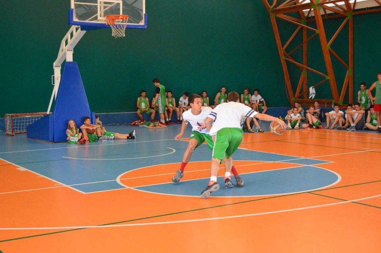 Иван Миљковић је кошаркаш КК Крагујевац 96. Basketball Kragujevac