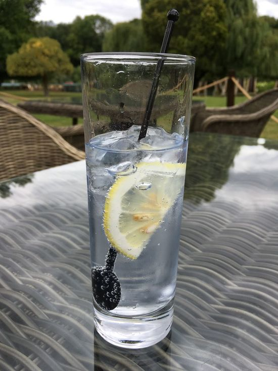 Cocktail Cold Temperature Drinking Glass Drinking Straw Focus On Foreground Food And Drink Freshness Gin And Tonic Ice Lemon Lemonade No People Refreshment Stirrers Twizzlers
