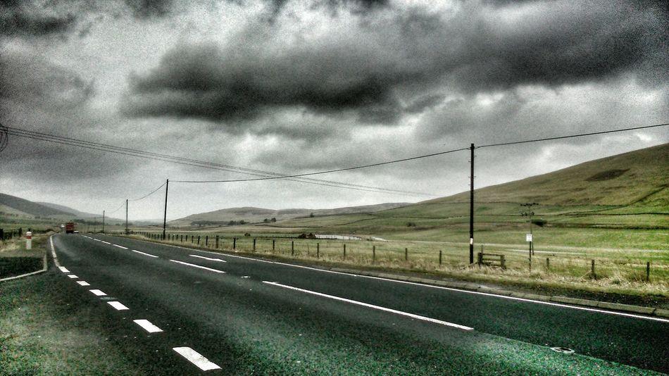 Clyde Valley Scotland Road Trip