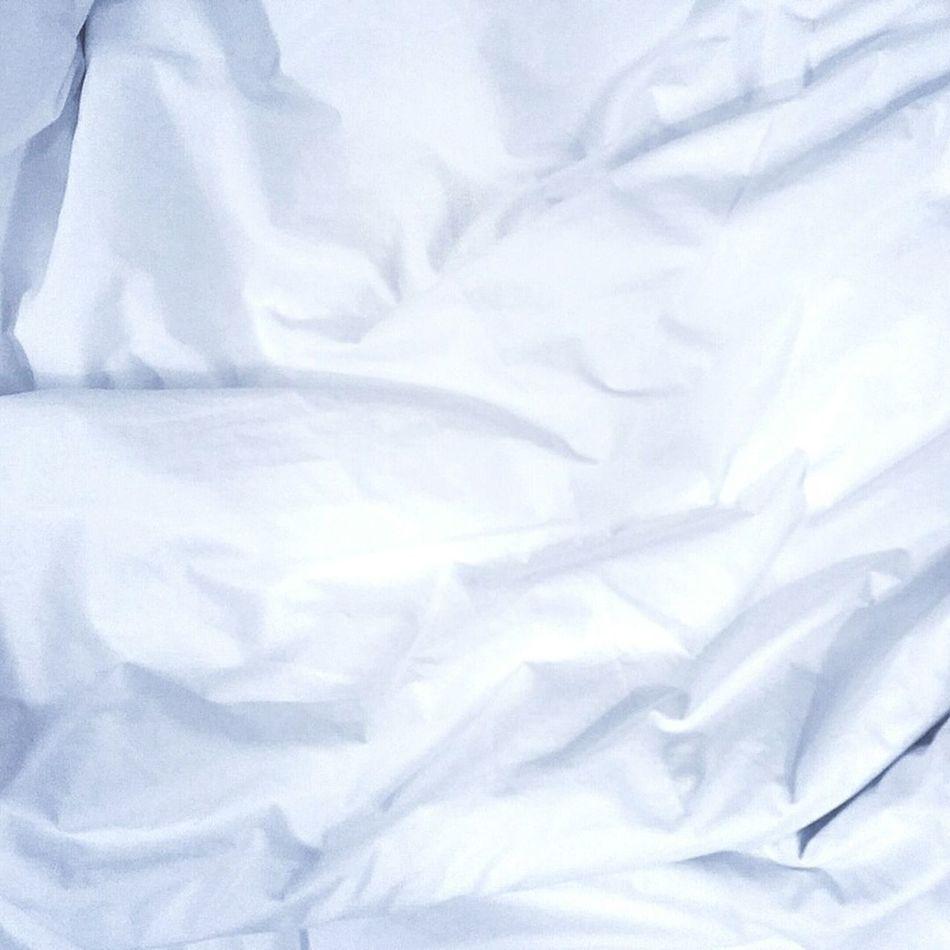 White Blanket Minimalist