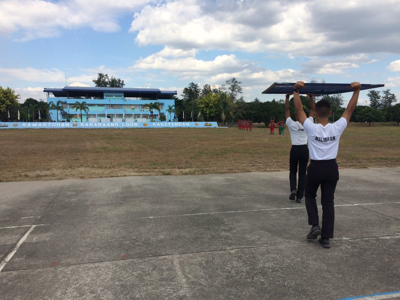 Humans Of PMMA Real People Outdoors