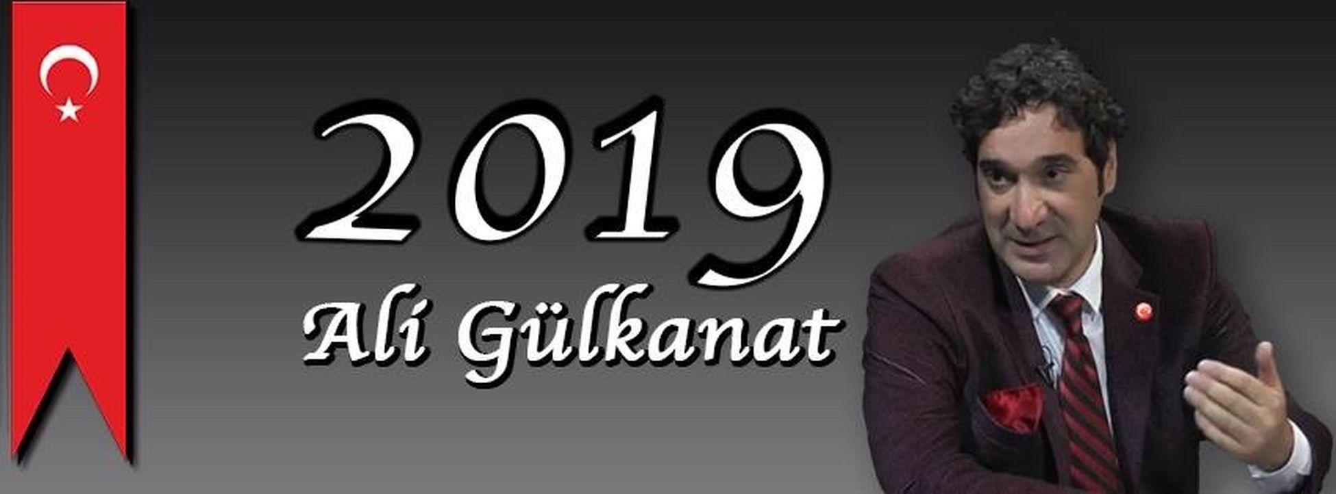 Şimdi 2019'a Hazırlık Zamanı Ali Gülkanat www.aligulkanat.com.tr Kişisel Gelişim Ali Gülkanat 2019
