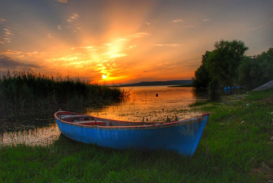 """""""Before Sunset"""" good eve ' Hi! Sunset #sun #clouds #skylovers #sky #nature #beautifulinnature #naturalbeauty #photography #landscape Water_collection HDR Hdr_Collection"""
