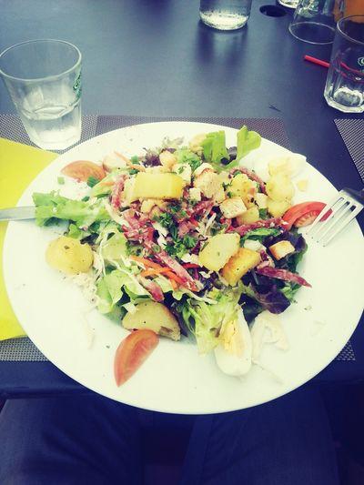 Salade campagnarde ♥