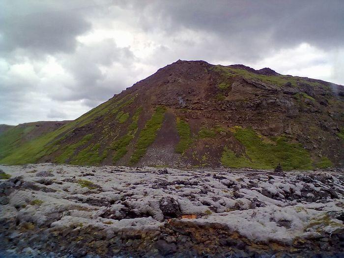 Iceland Landscape Green Red Brown Hills EyeEm Nature Lover