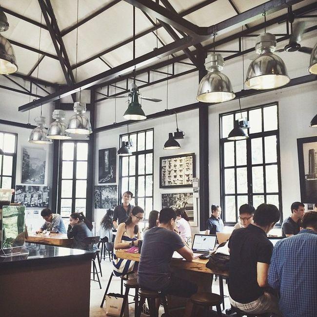 Meeting Saturday Morning Weekend Workshopcoffee Coffeeshop Saigon Azn Instalike Vscocam