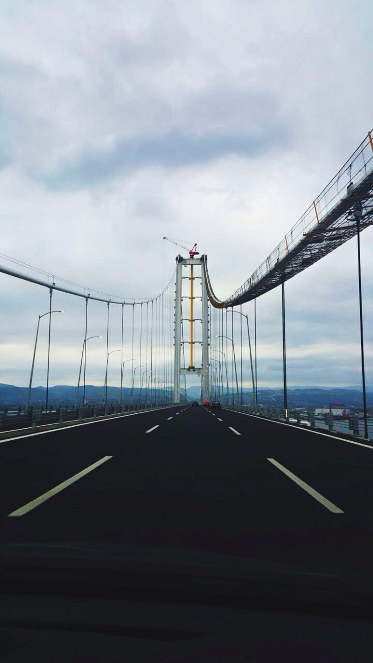 Bridge Yol Yolculuk Ozgur Sen Tekbaşına Life Hayat Kopru