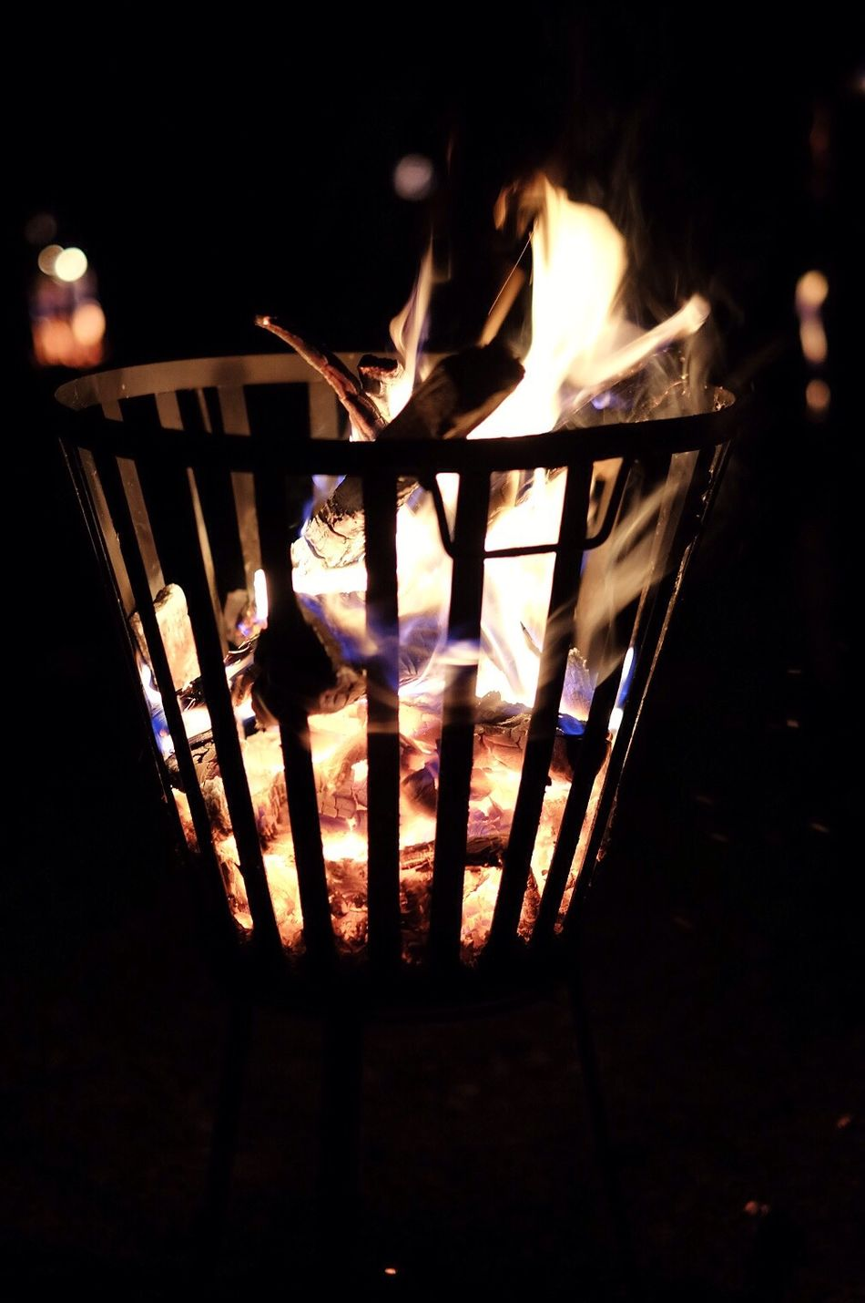 Beautiful stock photos of fireplace, Dark, Fire - Natural Phenomenon, Flame, Heat - Temperature