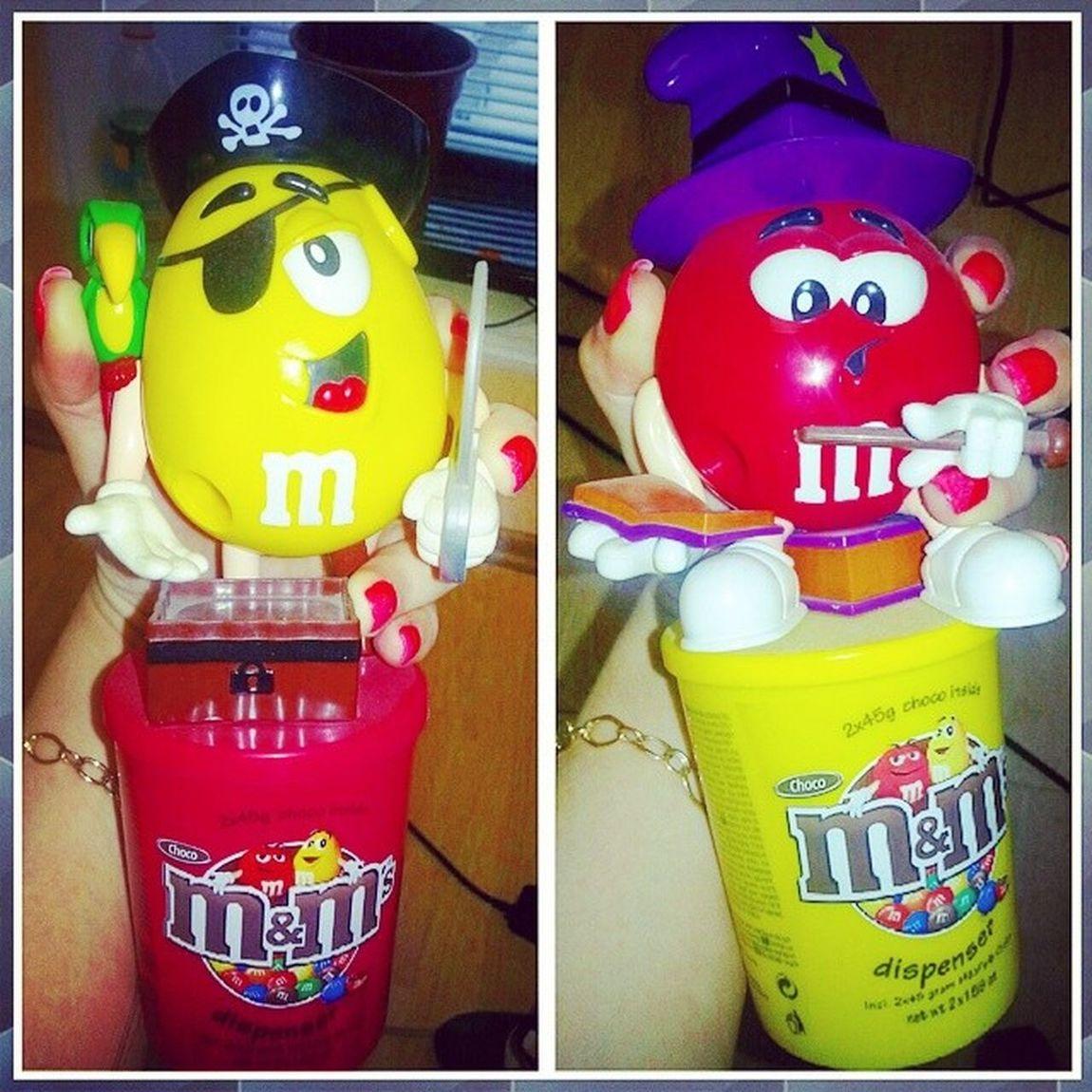 M &m's конфетки