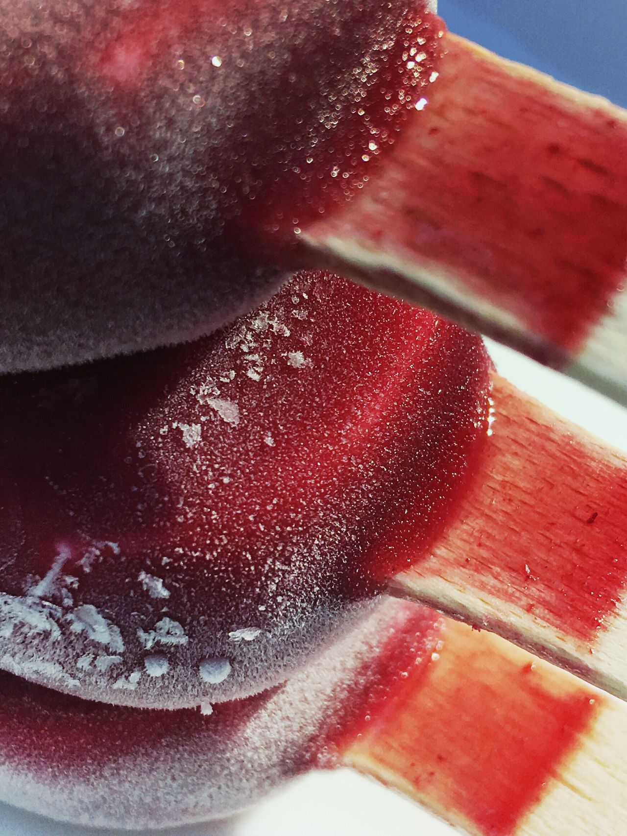 Full Frame Shot Of Popsicles Food And Drink Indoors  Close-up Red Food Sweet Food Frozen Food Flavored Ice Cold Temperature No People Dessert Freshness Refreshment Day Ready-to-eat Full Frame Vertical Photography Color Image Red