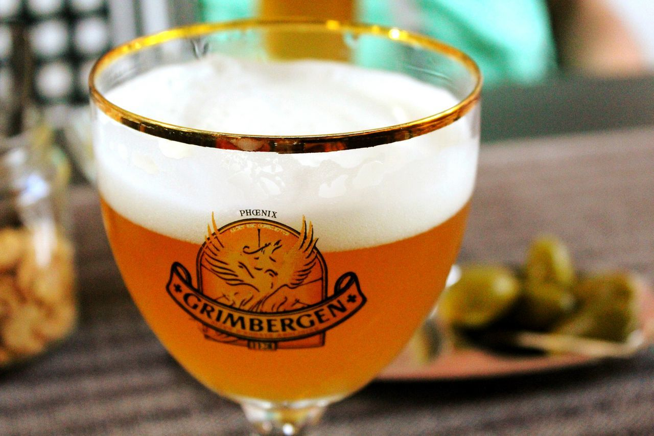 Beer Time Beer Glass Aperitivo Time Golden Moment Drinking Beer Drink