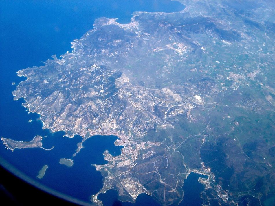Flighing High Geometric Shape Outdoors Sea Coastline Beauty In Nature EyeEmNewHere Aerial Photography Aerial View