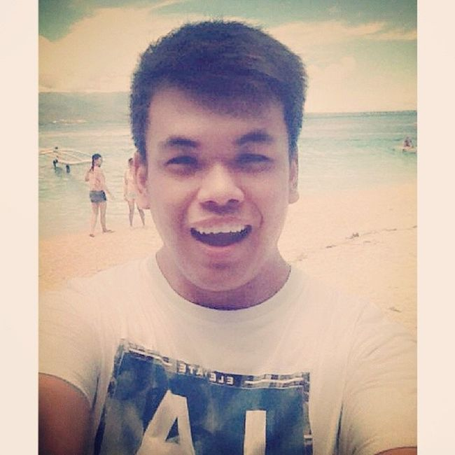 Because that moment needed a selfie... :3 Pebbles OslobMisadventures Throwback TBT  ThrowbackThursday DakilaDumaguete :3