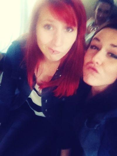 Emeline Friends Red Hair