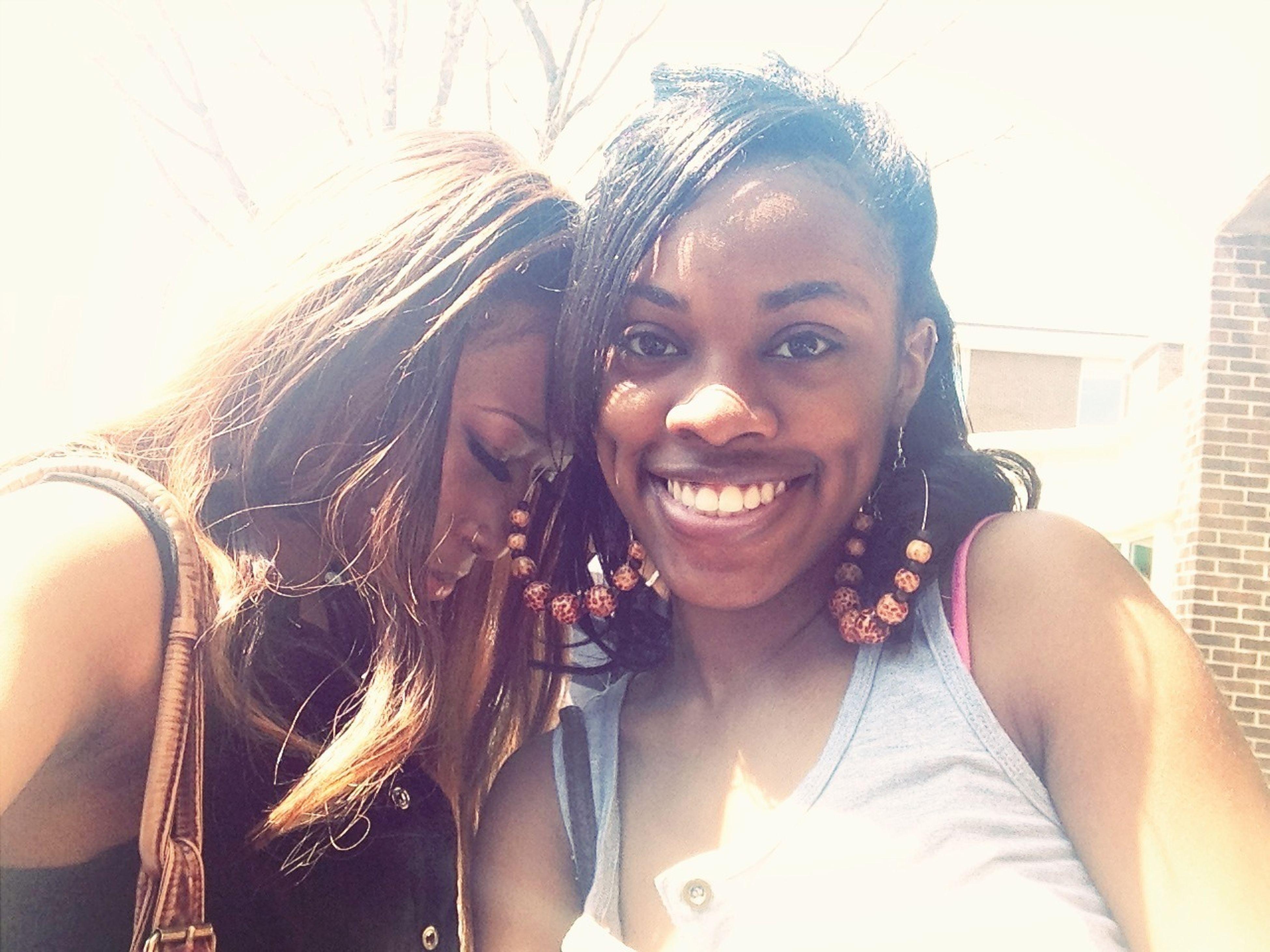 Me And My Twerksome Sosa ❤