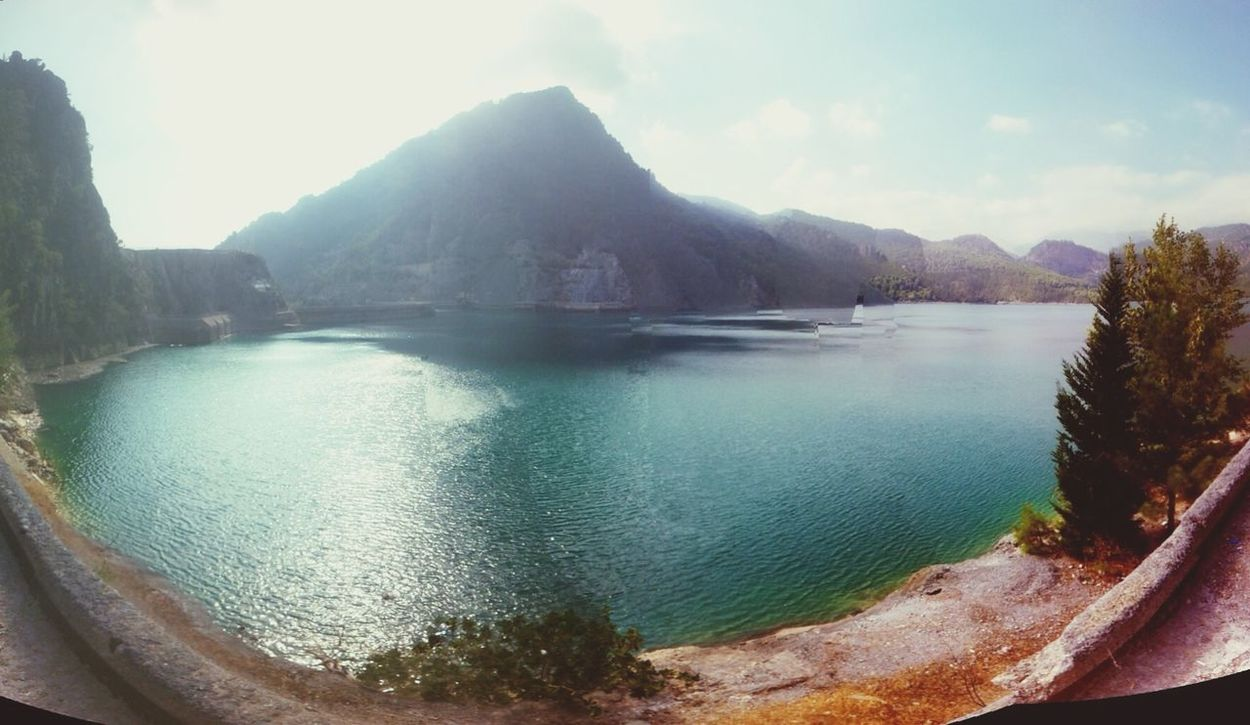 Landscape Manzara Taking Photos Lake