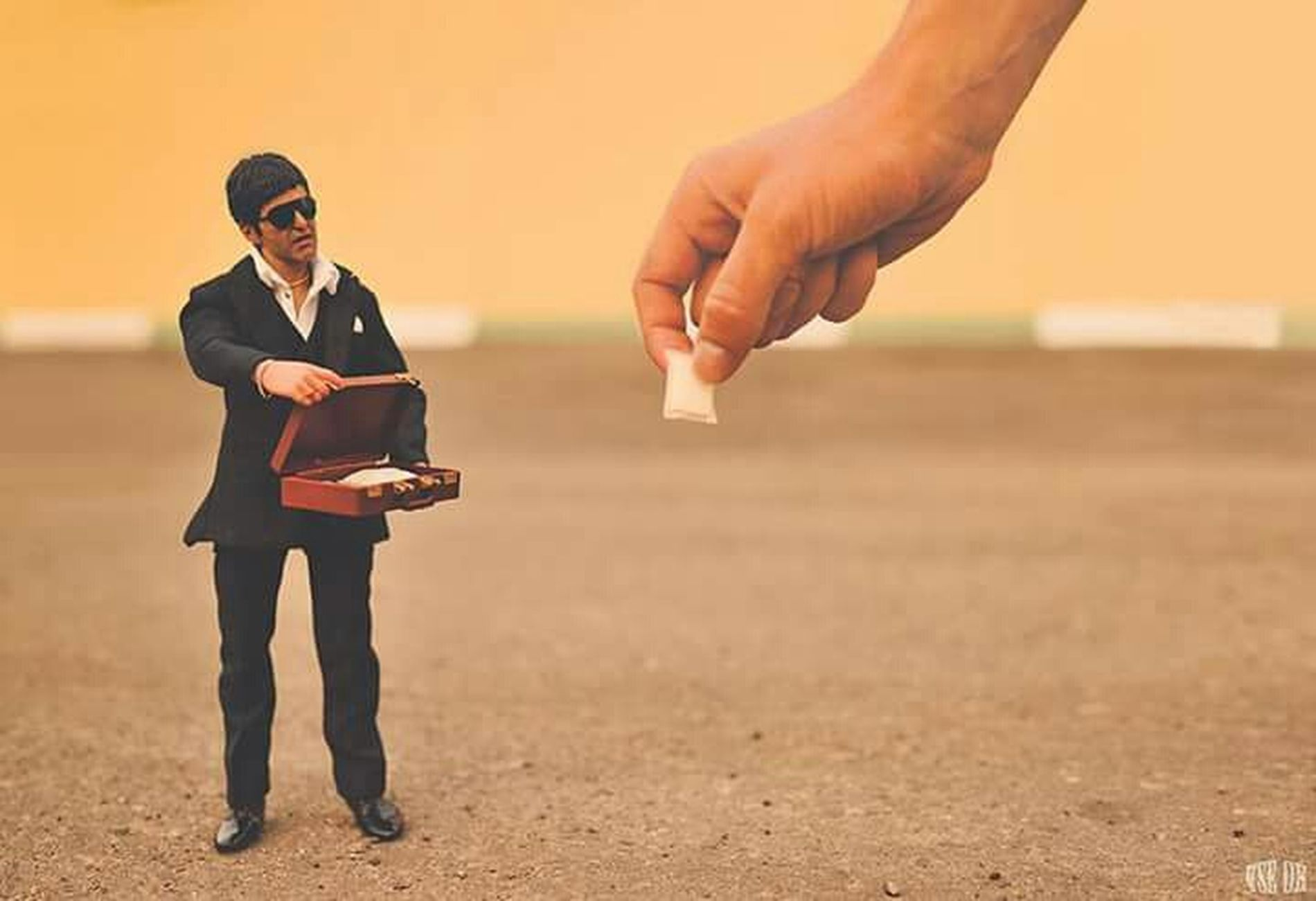 Alpacino Mafia  Boss Drugs Sayhellotomylittlefreind A Godfather Scene