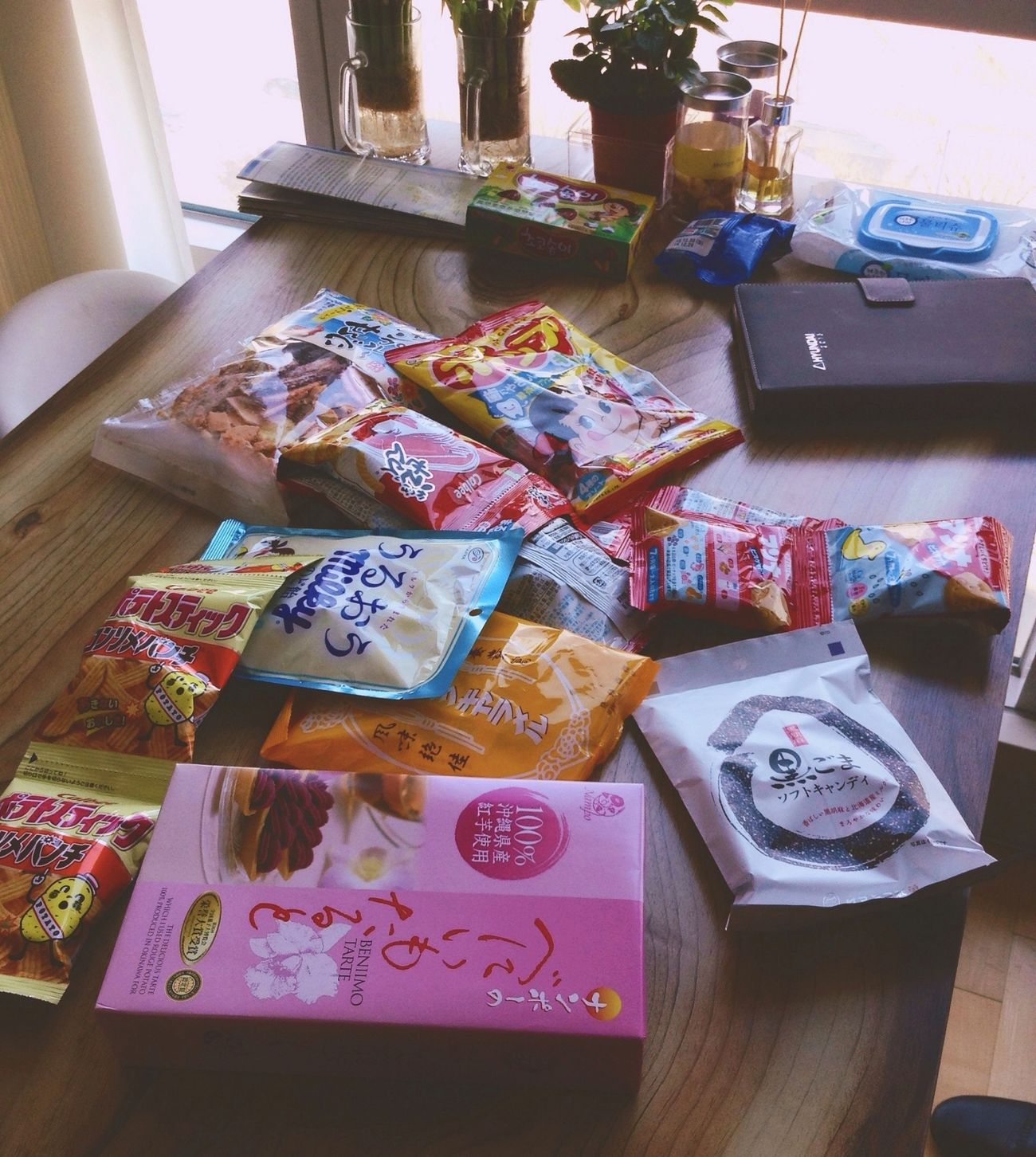Snack Candy Food Japan