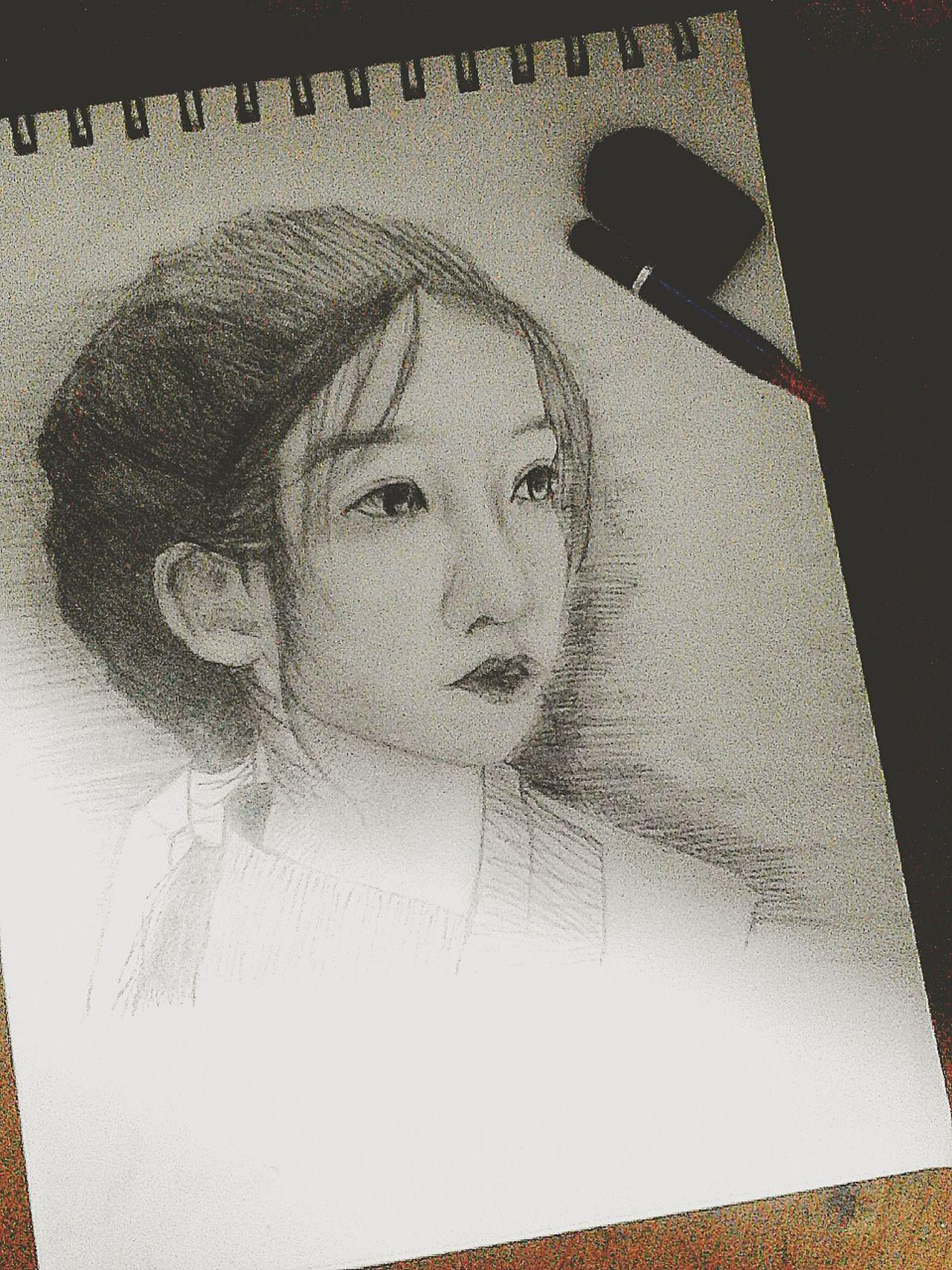 My art ^^ Myidol Haesoo Iu Moonlovers First Eyeem Photo